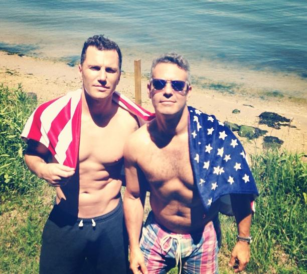 Sean Avery, Andy Cohen