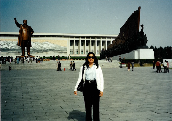 Ana FlorCruz Michelle Mom North Korea 1995