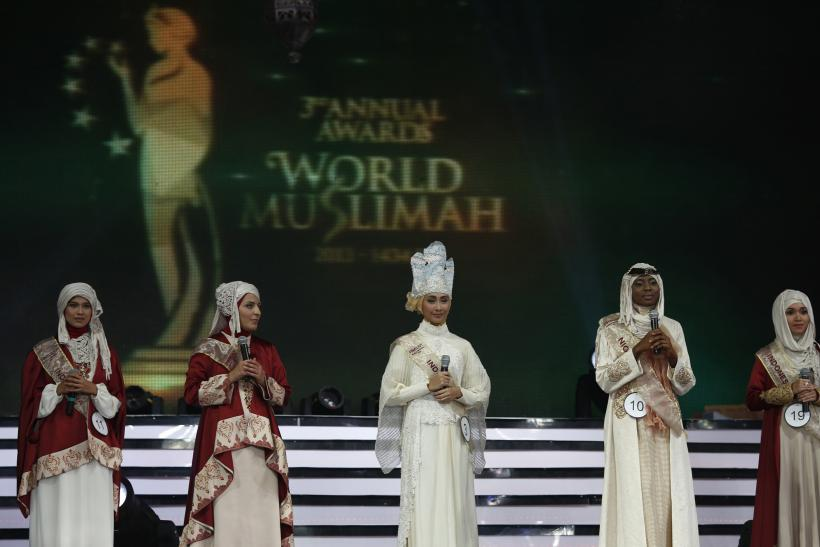 Miss World Muslimah 2013
