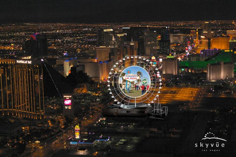 SkyVue Las Vegas observation wheel