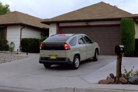 If You Must Own A Pontiac Aztek, It Might As Well Be This One From 'Breaking Bad'