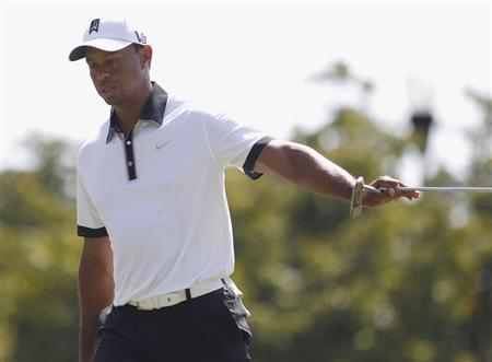 Tiger Cites Fatigue After Spectacular Late Collapse