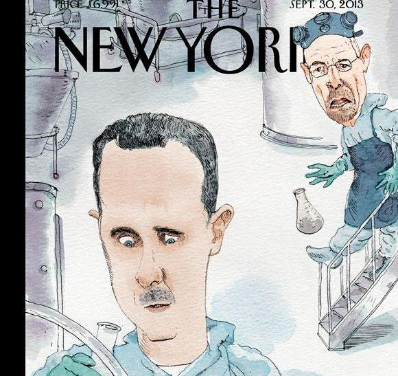 al assad new yorker