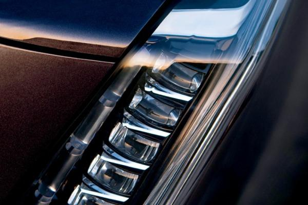 2015 Cadillac Escalade Headlamp