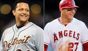 Mike Trout Miguel Cabrera