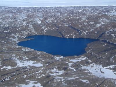 3,500-Year-Old Antarctic Lake Is Full Of 'Promiscuous' Microbes