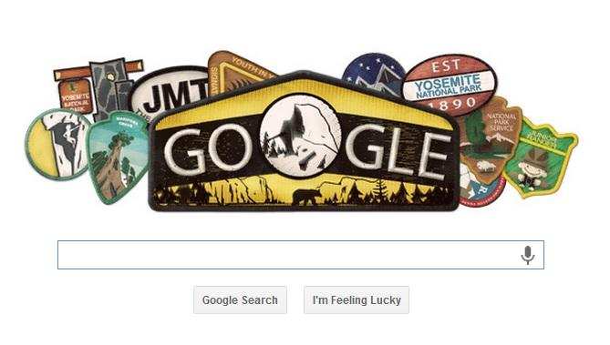 google-doodle-national-park-government-shutdown