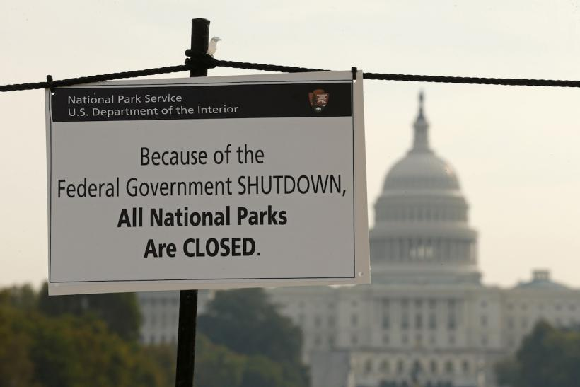 Government Shutdown 2013
