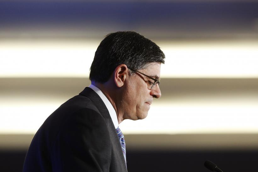 U.S. Treasury Secretary Jack Lew