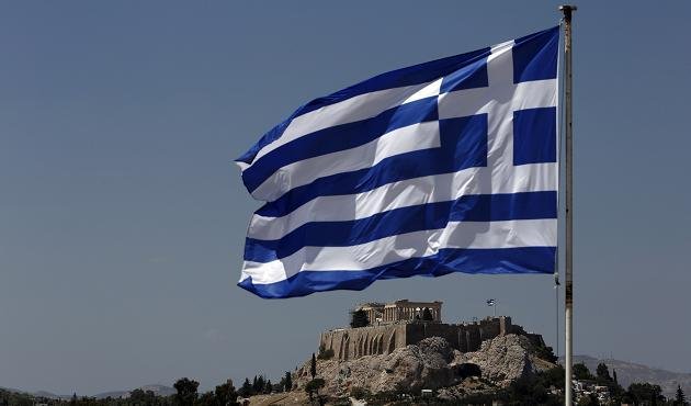 Greece Flag Parth 2011 2