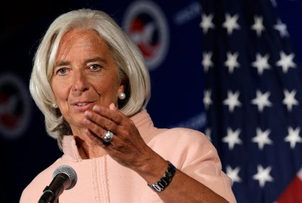 IMF LaGarde 2013 Getty