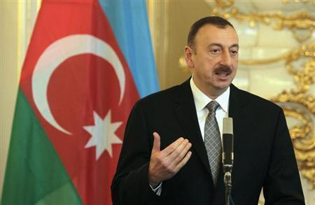 Azerbaijani President, One Of Israel's Best Friends And Arms Customers, 'Re-Elected'