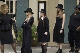 'American Horror Story' Season 3 Episode 1 Recap: 'Coven' Premiere, 'Bitchcraft'