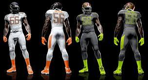 NFL Releases New Pro Bowl Uniforms