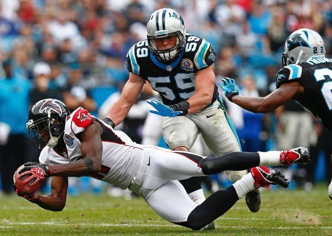 Luke Kuechly Carolina Panthers