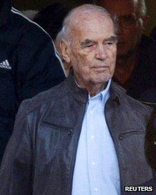 The Unrepentant Nazi: German War Criminal Erich Priebke Dies In Italy