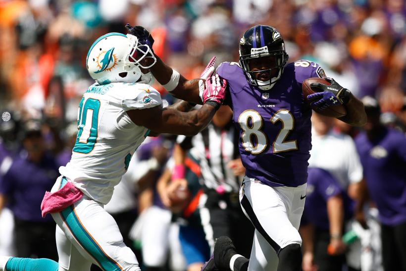 Torrey Smith Baltimore Ravens
