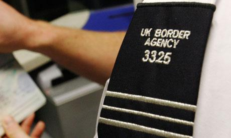 UK Border Agent
