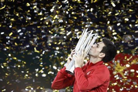 Djokovic Masters Del Potro In Shanghai Title Defense