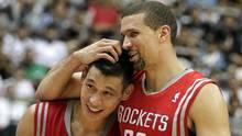 Jeremy Lin Has Big Weekend Overseas