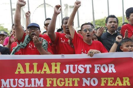Malaysian Court Bans Catholic Newspaper From Using Word 'Allah' To Describe God