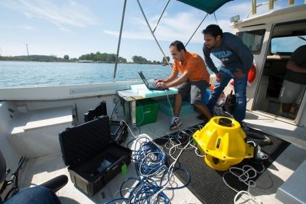 An Underwater Internet Has Many Applications