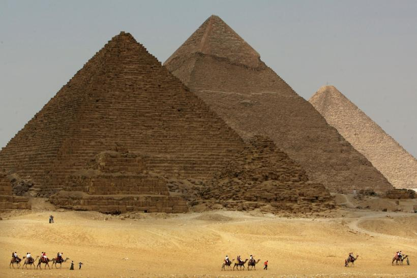 Pyramids of Giza (Egypt)