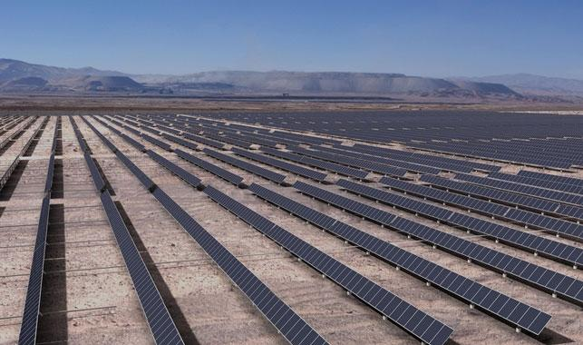 Solar Farm in Chile