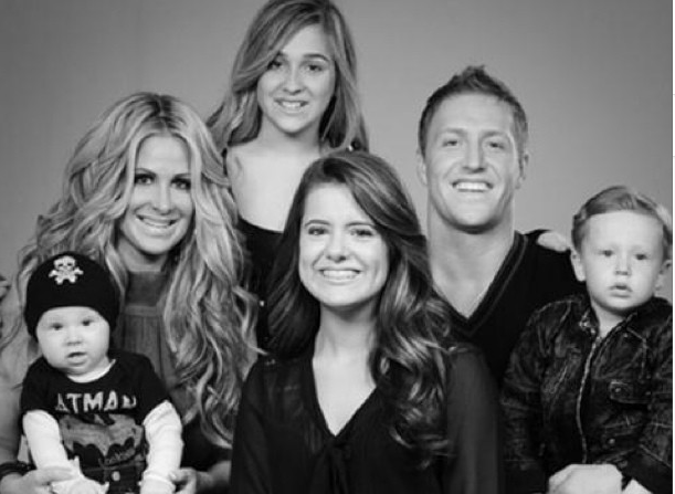 Kim Zolciak's Family