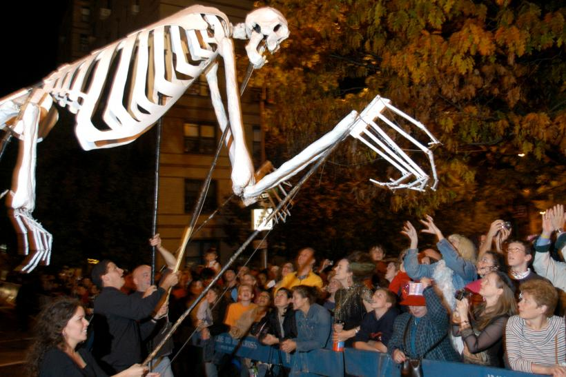 NYC Halloween Parade