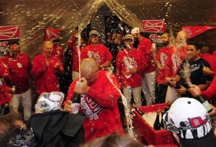 Cardinals Advance To World Series