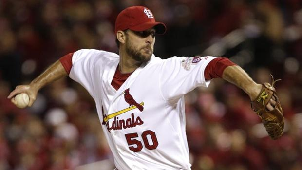 Adam Wainwright St. Louis Cardinals