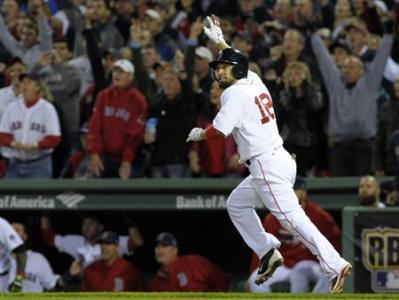 Red Sox Beat Tigers To Reach World Series