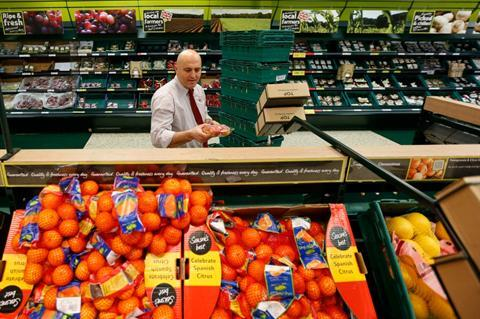 Tesco: Food Waste, Amid 870M Hungry