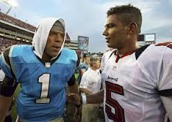 Panthers, Bucs Make 2013 National TV Debut