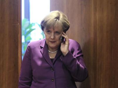 US Denies Tapping Merkel's Cell Phone
