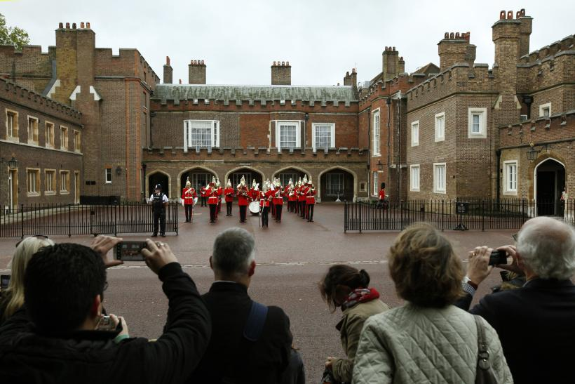 Royal Baby Christening