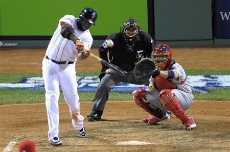 Red Sox Take Advantage Of Cardinals' Mistakes