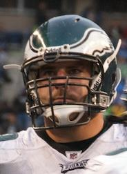 Report: Parking Lot Attendant Steals $225,000 From Eagles OL Todd Herremans
