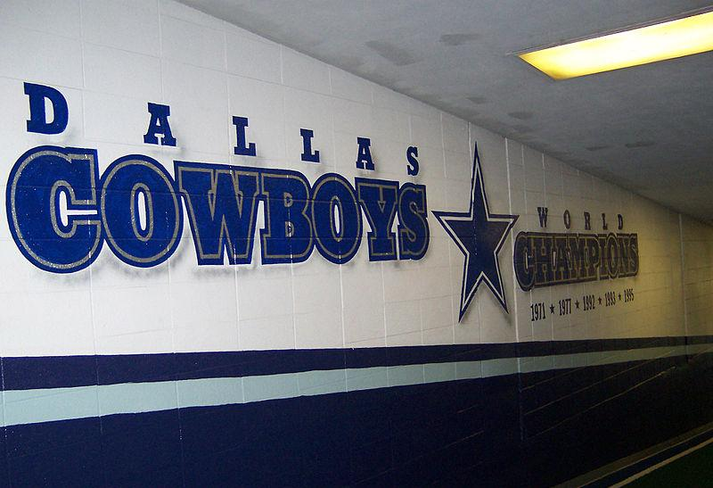 Dallas Cowboys WikiCommons