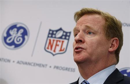 League Wants Team in LA And London, Says Goodell