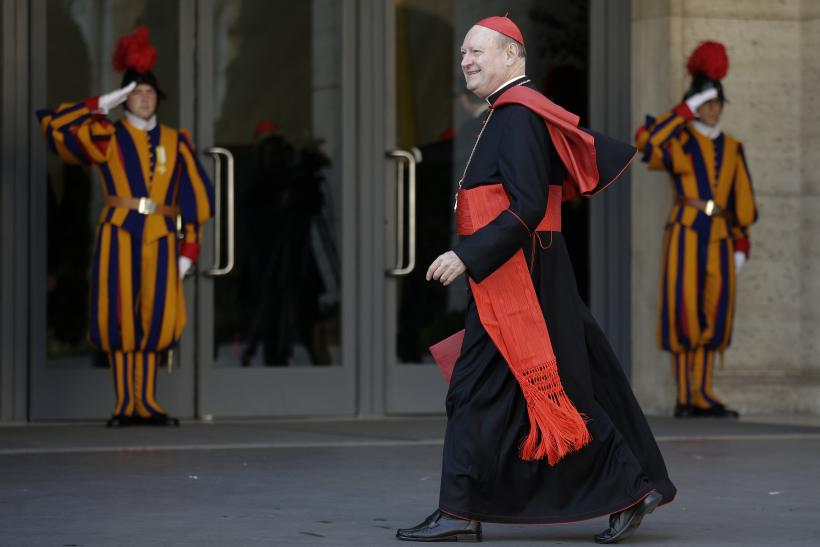 Cardinal Shocks World By Tweeting Lou Reed's 'Perfect Day'