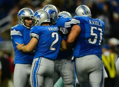 Lions Surprise Cowboys, Chiefs Go To 8-0