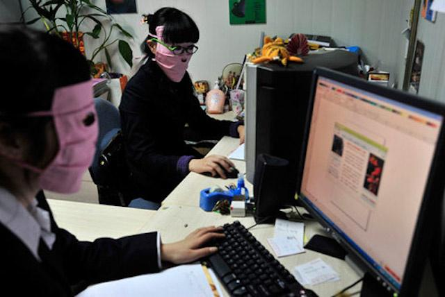 China Anti-Radiation Masks