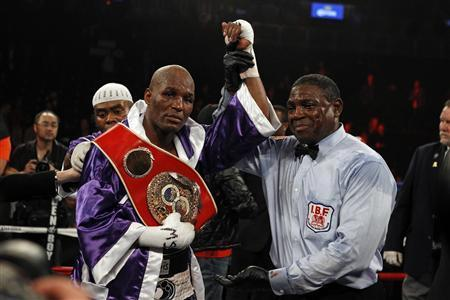 Floyd Mayweather Could Fight a 50-Year-Old Bernard Hopkins