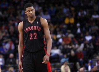 Raptors Talk Trading Gay