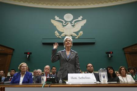 Sebelius: 'I'm Responsible' For HealthCare.Gov Failures