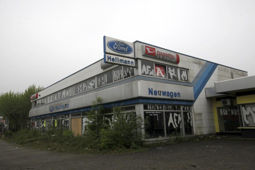 Germany_Closed Auto Dealership