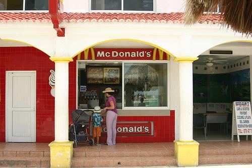 McDonalds in Mexico