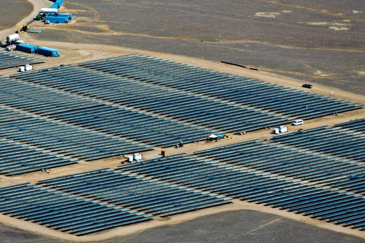 alifornia Valley Solar Ranch